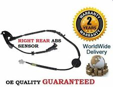 FOR HYUNDAI GETZ  1.1 1.5 CRDi 2002--  NEW REAR RIGHT HAND RH SIDE ABS SENSOR