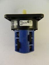 Kraus & Naimer Steuerschalter Schalter CA20B A017-603 E Blaue Reihe Neu OVP