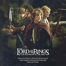 Lord Of The Rings Soundtrack : The Lord of the Rings - The Fellowship of the Rin