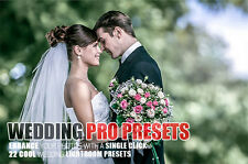 Pro Wedding Lightroom Presets v2