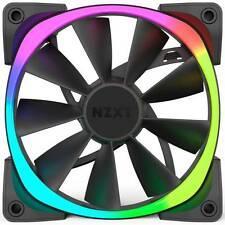 NZXT Aer RGB140 & HUE+ RF-AR140-C1 140mm Bundle Pack Aer RGB Fans with HUE+