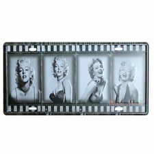 Marliyn Monroe Metal Sign Tin Plate- 30x15cm