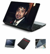 Custom Picture Laptop Accessories Combo 4 in 1 (Skin+Sleeve+Screen+Key Guard)