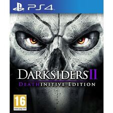 Darksiders 2 Deathinitive Edition (PS4)  BRAND NEW AND SEALED  - QUICK DISPATCH