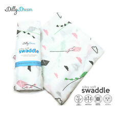 Kite SilkySoft Swaddle Bamboo Blankets - ON 30% SALE