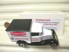 "MATCHBOX MB38 2003 RUBBERMAID MODEL A FORD VAN With ""1 of 175"" Rear End NEW BXD*"