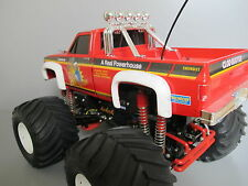 Rubber Fender Flares Guard Protector Set Tamiya RC 1/10 Super Clodbuster Truck