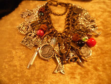 Shadow Hunters Inspired charm bracelet.