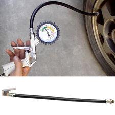 Reifen Füllgerät Reifenfüller Druckluftschlauch Schnellkupplung Tire Inflator