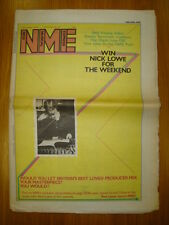 NME 1979 DEC 7 NICK LOWE NEIL YOUNG CLASH RANDY NEWMAN