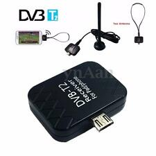 Digital Mini DVB-T DVB-T2 Receiver Freeview HD TV Tuner for Android Phone Tablet