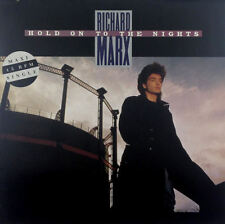 "Richard Marx - Hold On To The Nights - 12"" Maxi - K1226 - washed & cleaned"