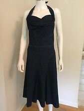 Vivienne Westwood Anglomania Denim Dress It Size 46