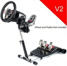 Racing Simulator Steering Wheel Stand Pro for Logitech G29, G920, G27 and G25