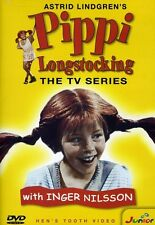 Pippi Longstocking: The TV Series (2003, REGION 1 DVD New)
