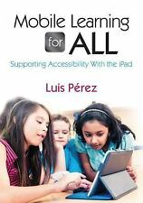 Mobile Learning for All: Supporting Accessibility With the iPad-ExLibrary