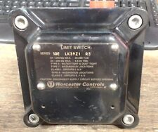Used Worcester Controls limit switch LK39Z1 Series 10E- 60 day warranty