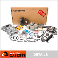 Fit 95-99 Nissan Sentra 200SX 1.6L DOHC Engine Rebuild Kit GA16DE