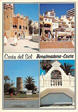 Spain Benalmadena Costa del Sol Varias vistas Promenade Tower