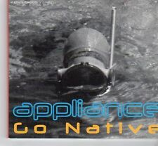 (FM770) Appliance, Go Native - 2002 CD