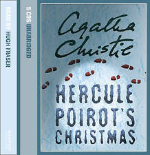 Hercule Poirot's Christmas: Complete & Unabridged by Agatha Christie (CD-Audio,