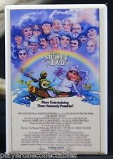 "The Muppet Movie Poster - 2"" X 3"" Fridge / Locker Magnet. Kermit Miss Piggy"