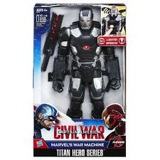 Marvel's War Machine Titan Hero Series 12inch Figure Lights & Sound Avengers 4+