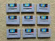 Super Mario World       SNES *CLEAN PINS* *AUTHENTIC*      FREE FAST SHIPPING