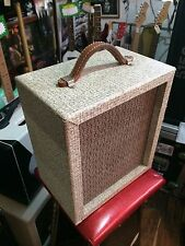 Late 1950's Lectrolab Champ Style Guitar Amplifier SUPER EASY TOLEX PROJECT NR!