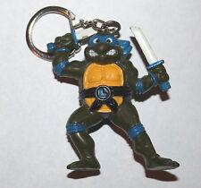 1994 TMNT Teenage Mutant Ninja Turtles Japan Leo Figure Keychain Movie