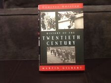 History of the Twentieth Century-Martin Gilbert New! Concise Edition