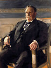Oil painting PRESIDENT of America - William Taft canvas
