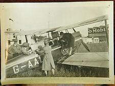 22/07/1930 CONCOURS D'AVIONS DE TOURISME Photo originale G. DEVRED Agence ROL