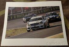 2016 Schmidt Motorsports Mercedes-Benz C-300 ST IMSA CTSC blankback postcard