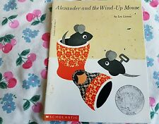 Alexander and the Wind-Up Mouse by Leo Lionni, Children's Book