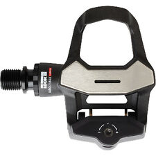Look Keo 2 Max Carbon Pedals Black Includes Keo Grip Cleat Grey 4.5 deg Road