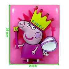 Peppa Pig (Fairy with Wand) Mould by Fairie Blessings