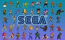 Sega Emulator for PC. Master System, MegaDrive, 32X, Game Gear & SG-1000