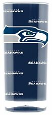 Seattle Seahawks Square Insulated Acrylic Tumbler - 16oz [NEW] NFL Cup Mug