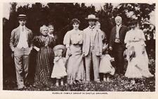 Jan Kubelik Violinist Composer Musician Family Group unused RP pc E Alexander 11