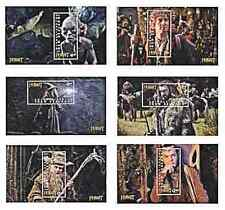 NEW ZEALAND 2012 THE HOBBIT UNEXPECTED JOURNEY 6xMS MNH
