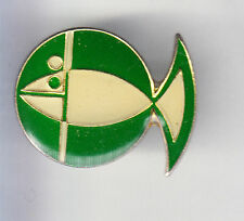 RARE PINS PIN'S .. SPORT PECHE FISHING POISSON SENSAS CANE APPATS NO NAME ~CQ
