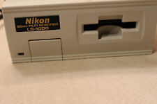 Nikon LS-1000 35mm Film Scanner