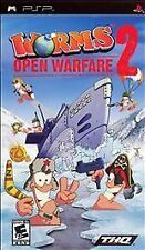 Worms: Open Warfare 2 SEALED Sony PlayStation Portable UMD PSP
