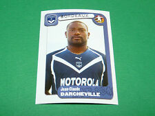 N°77 DARCHEVILLE GIRONDINS BORDEAUX LESCURE PANINI FOOT 2005 FOOTBALL 2004-2005
