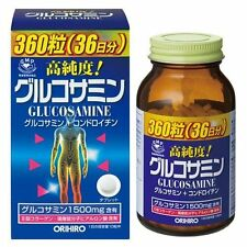 From Japan Orihiro high purity glucosamine-chondroitin grain economical [36days]
