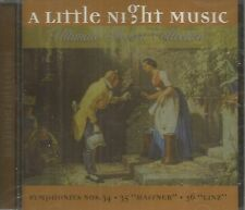 A Little Night Music Ultimate Mozart Collection #3 Symphonies 34 35 36 NEW CD