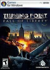 Turning Point: Fall of Liberty  (PC, 2008)