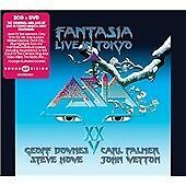 Asia - Fantasia (Live in Tokyo/Live Recording, 2013) 2xCD 1xDVD