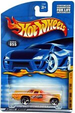 2001 Hot Wheels Turbo Taxi #55 '57 T-Bird small window
